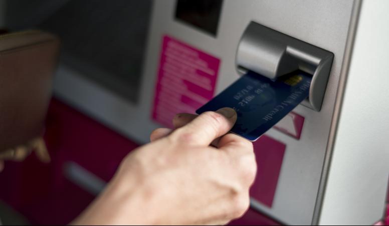 Dịch vụ máy rút tiền ATM