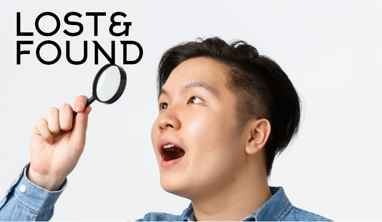 Dịch vụ Lost & Found