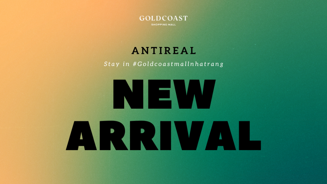 NEW CLOTHING BRAND - ANTIREAL